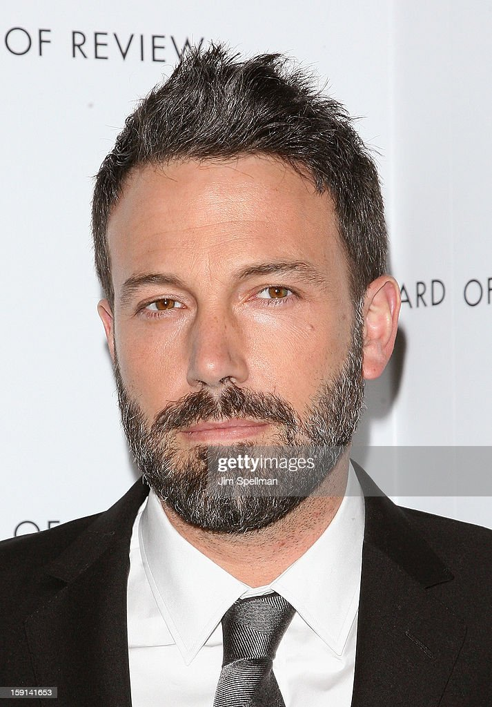 Actor/director Ben Affleck attends the 2013 National Board Of Review Awards Gala at Cipriani Wall Street on January 8, 2013 in New York City.