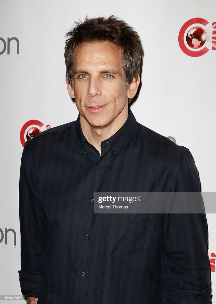 Actor/Director <a gi-track='captionPersonalityLinkClicked' href=/galleries/search?phrase=Ben+Stiller&family=editorial&specificpeople=201806 ng-click='$event.stopPropagation()'>Ben Stiller</a> arrives at the 20th Century Fox Cinemacon Press Conference at Caesars Palace during CinemaCon 2013 on April 18, 2013 in Las Vegas, Nevada.