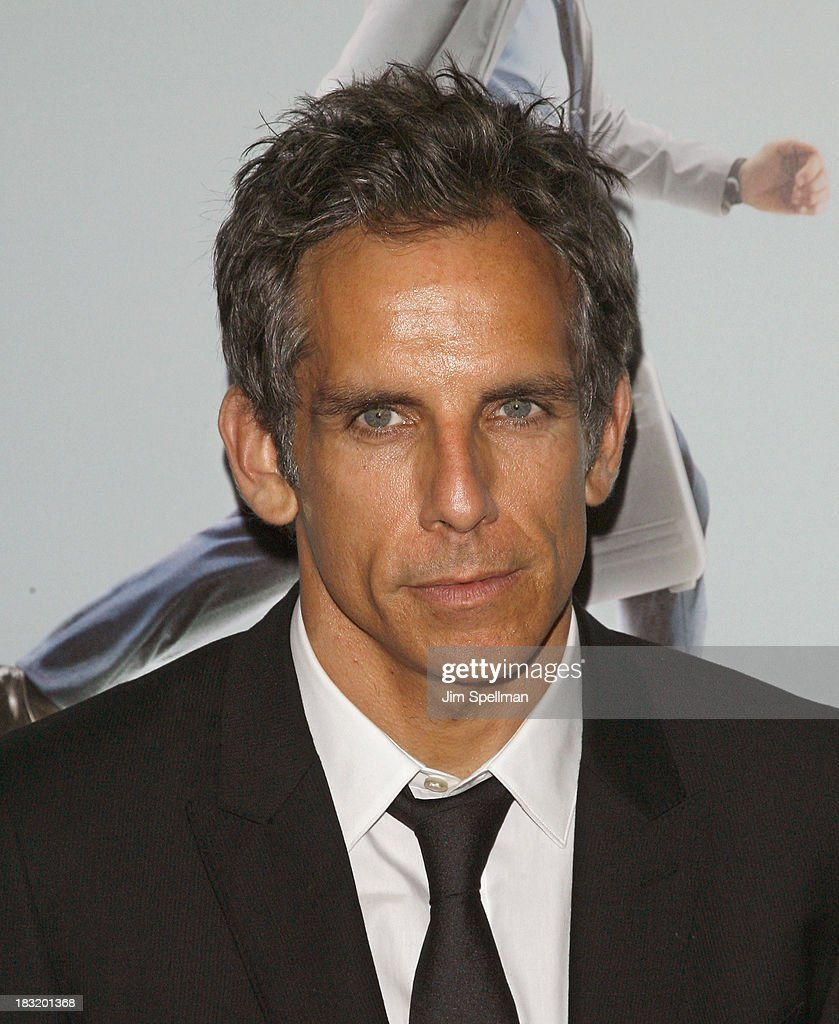 Actor/director <a gi-track='captionPersonalityLinkClicked' href=/galleries/search?phrase=Ben+Stiller&family=editorial&specificpeople=201806 ng-click='$event.stopPropagation()'>Ben Stiller</a> attends the Centerpiece Gala Presentation Of 'The Secret Life Of Walter Mitty' during the 51st New York Film Festival at Alice Tully Hall at Lincoln Center on October 5, 2013 in New York City.