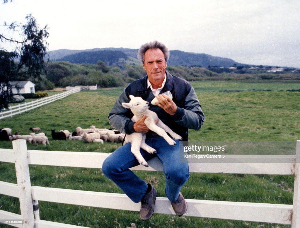 Clint Eastwood, Ken Regan Archive, 1982