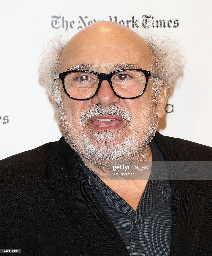 Actor/director Danny DeVito attends the 26th Annual Gotham Independent Film Awards at Cipriani Wall Street on November 28, 2016 in New York City.
