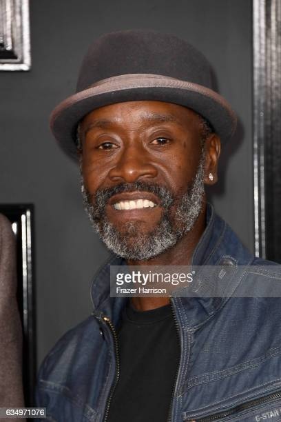 Actor/director Don Cheadle attends The 59th GRAMMY Awards at STAPLES Center on February 12 2017 in Los Angeles California