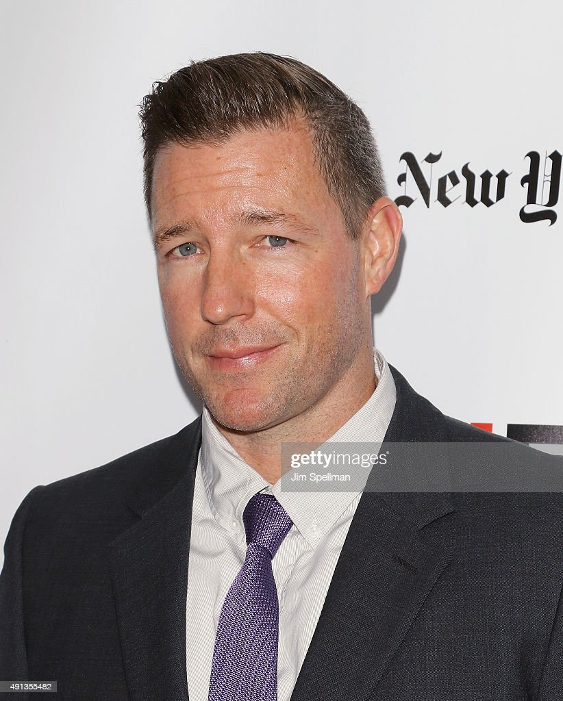 Actor/director Edward Burns attends the 53rd New York Film Festival premiere of 'Bridge Of Spies' at Alice Tully Hall, Lincoln Center on October 4, 2015 in New York City.