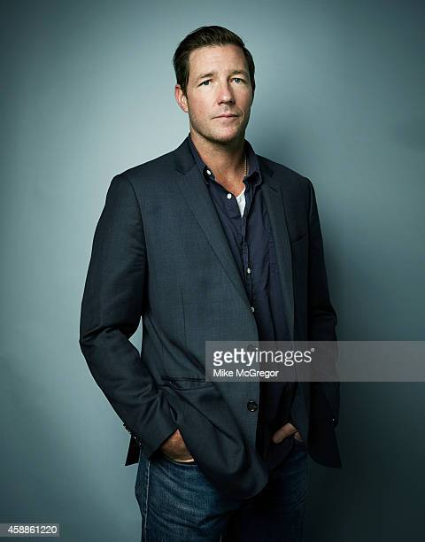 Actor/director Edward Burns is photographed for Self Assignment on September 11 2014 in New York City