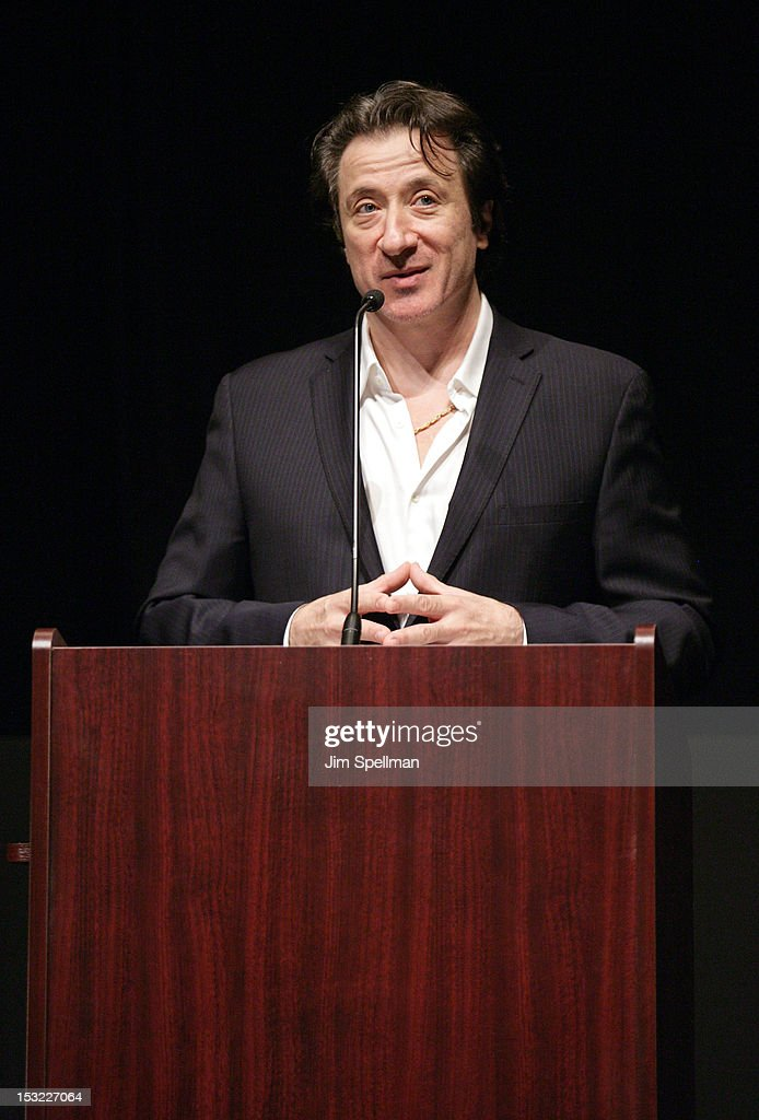 Actor/director Federico Castelluccio attends the 'Keep Your Enemies Closer: Checkmate' screening at the School of Visual Arts Theater on October 1, 2012 in New York City.