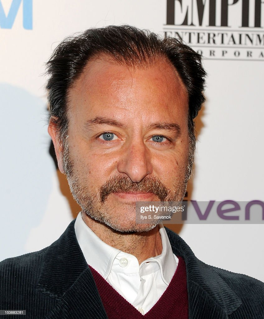 Actor/Director Fisher Stevens attends Reel Works 2012 Gala Benefit at The Edison Ballroom on October 10, 2012 in New York City.
