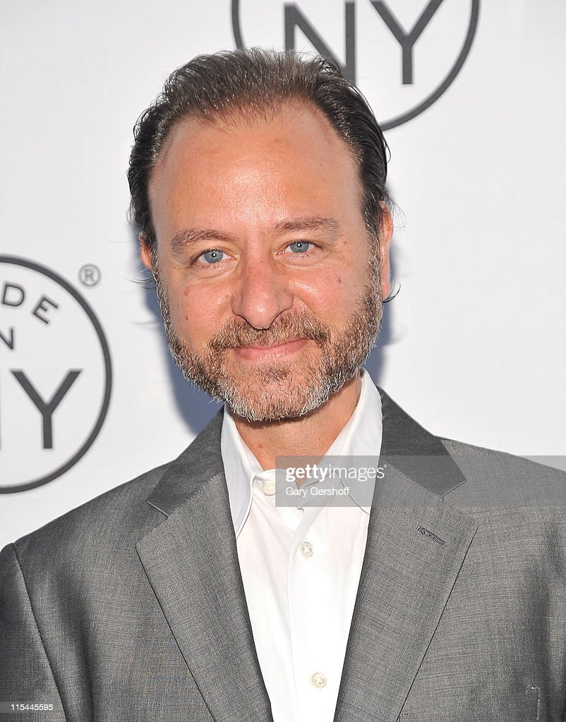Actor/director Fisher Stevens attends the 6th annual Made In NY awards at Gracie Mansion on June 6, 2011 in New York City.