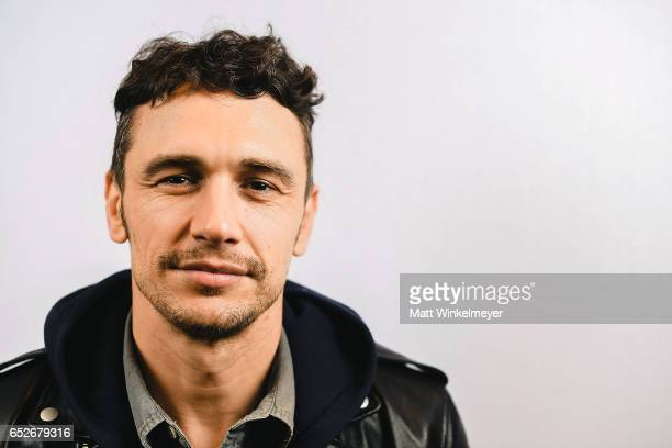 Actor/director James Franco poses for a portrait during the 'The Disaster Artist' Premiere 2017 SXSW Conference and Festivals on March 12 2017 in...