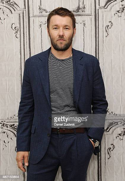 Actor/Director Joel Edgerton attends AOL Build to discuss his film 'The Gift' at AOL Studios on July 27 2015 in New York City