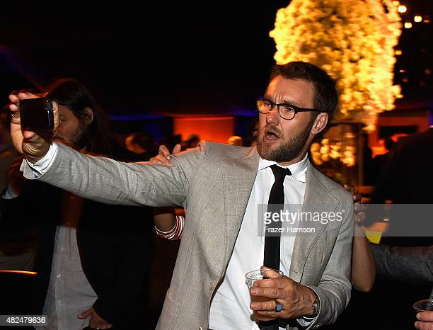 Actor/director Joel Edgerton attends STX Entertainment's 'The Gift' Los Angeles Premiere After party on July 30 2015 in Los Angeles California