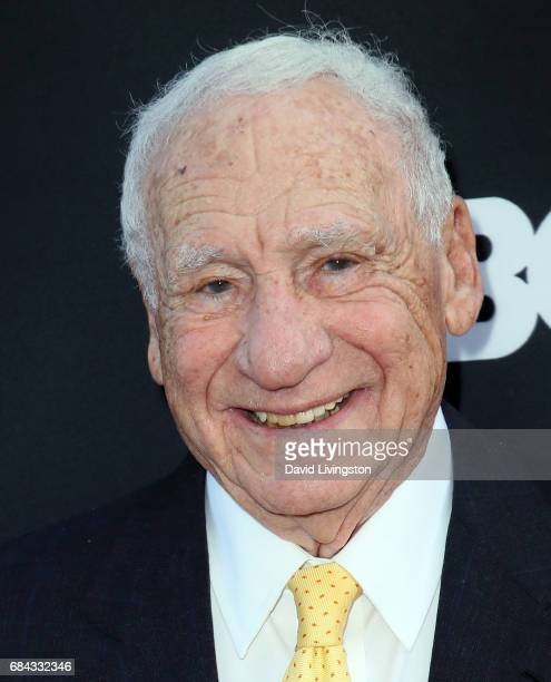 Actor/director Mel Brooks attends the premiere of HBO's 'If You're Not In The Obit Eat Breakfast' at the Samuel Goldwyn Theater on May 17 2017 in...