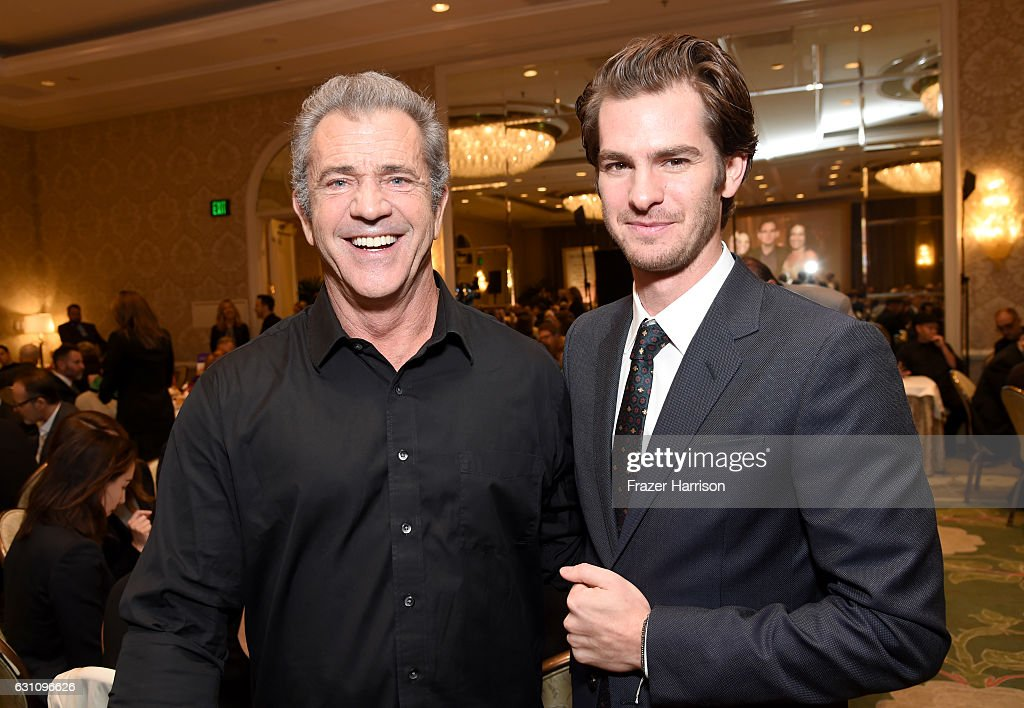 actordirector-mel-gibson-and-actor-andrew-garfield-attend-the-17th-picture-id631096626