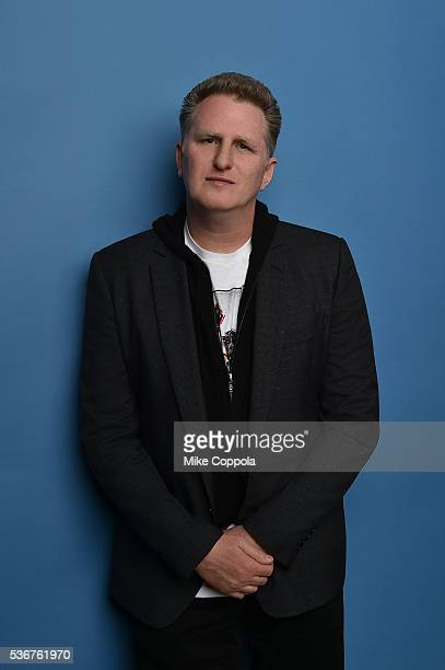 Actor/director Michael Rapaport poses for a portrait at the Tribeca Film Festival on April 14 2016 in New York City