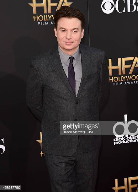 Actor/director Mike Myers attends the 18th Annual Hollywood Film Awards at The Palladium on November 14 2014 in Hollywood California