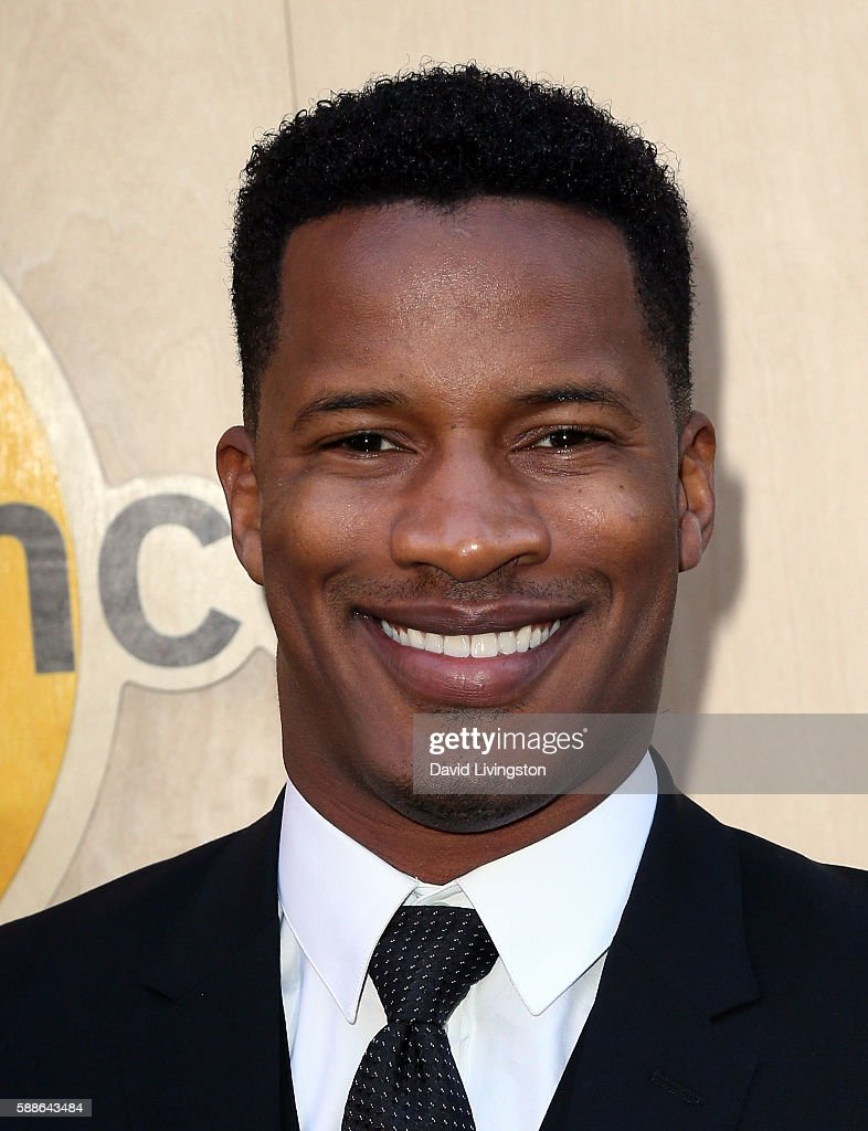 Actor/director Nate Parker attends the Sundance Institute NIGHT BEFORE NEXT event at The Theatre at The Ace Hotel on August 11 2016 in Los Angeles...
