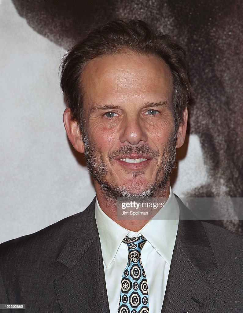 Actor/director <a gi-track='captionPersonalityLinkClicked' href=/galleries/search?phrase=Peter+Berg&family=editorial&specificpeople=221450 ng-click='$event.stopPropagation()'>Peter Berg</a> attends the 'Lone Survivor' New York premiere at Ziegfeld Theater on December 3, 2013 in New York City.