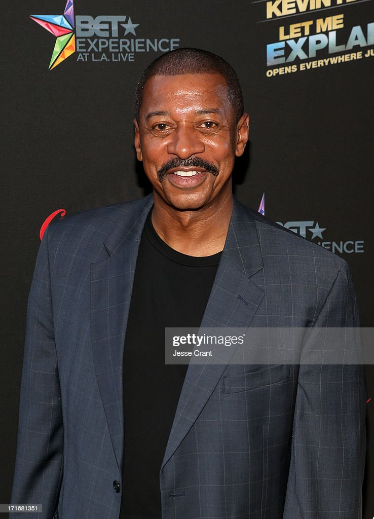Actor/director Robert Townsend attends Movie Premiere 'Let Me Explain' with Kevin Hart during the 2013 BET Experience at Regal Cinemas L.A. Live on June 27, 2013 in Los Angeles, California.