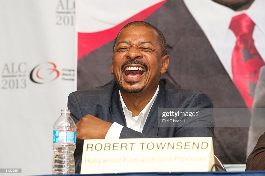 Actor/Director <a gi-track='captionPersonalityLinkClicked' href=/galleries/search?phrase=Robert+Townsend+-+Actor&family=editorial&specificpeople=224619 ng-click='$event.stopPropagation()'>Robert Townsend</a> serves as a panelist for 'The High School Class of 2014: Saving Our Sons Engaging, Educating, Equipping Our Young Men for Success on Day 3 of the 43rd Annual Legislative Conference on September 20, 2013 in Washington, DC.