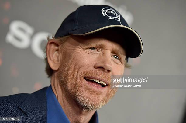 Actor/director Ron Howard arrives at the screening of Sony Pictures Releasing's 'Inferno' at DGA Theater on October 25 2016 in Los Angeles California