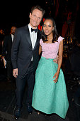 Actor/director Tony Goldwyn and actress Kerry Washington attend the 44th NAACP Image Awards at The Shrine Auditorium on February 1 2013 in Los...