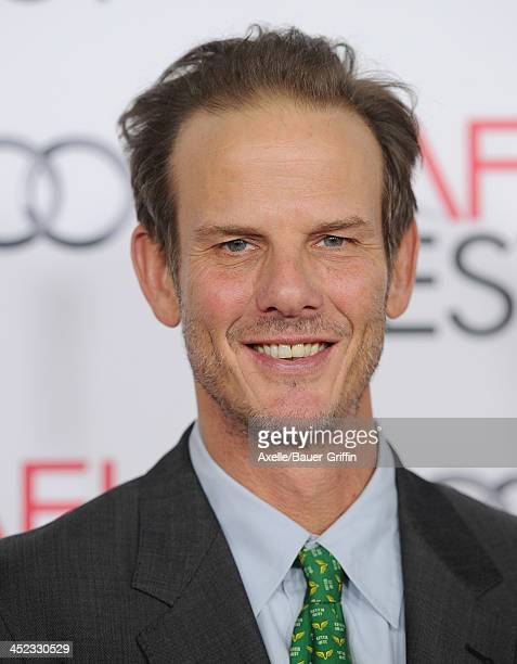 Actor/director/producer Peter Berg attends the screening of 'Lone Survivor' at AFI FEST 2013 at the TCL Chinese Theatre on November 12 2013 in...