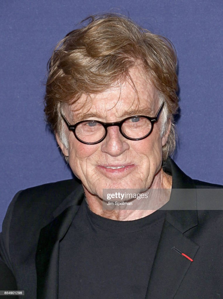Actor/director/producer Robert Redford attend the New York premiere of 'Our Souls at Night' hosted by Netflix at The Museum of Modern Art on September 27, 2017 in New York City.