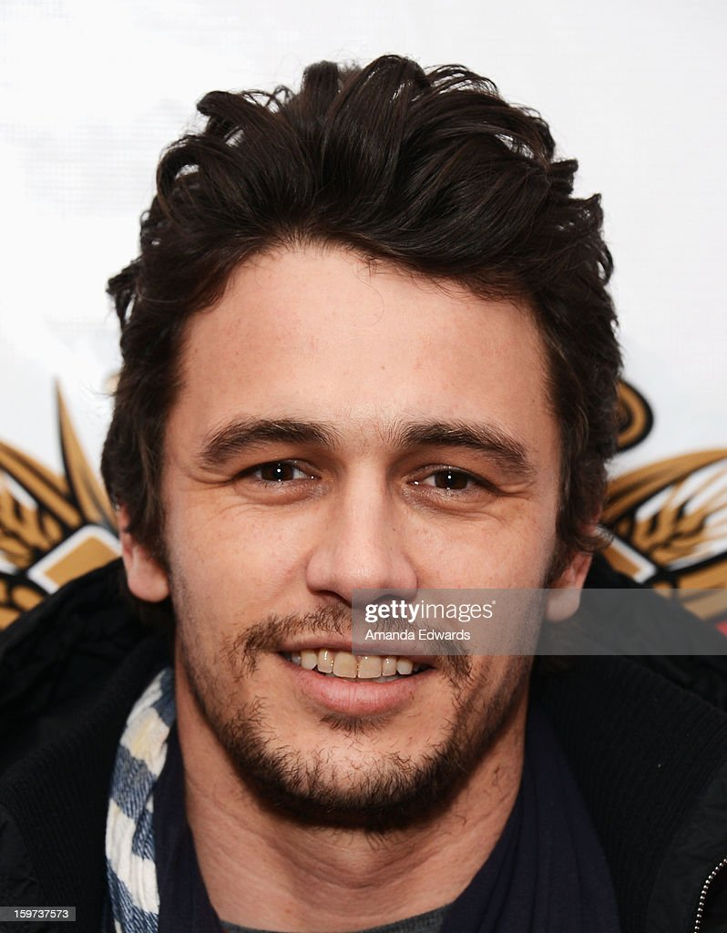 Actor/Director/Writer James Franco attends the Rabbit Bandini Production Company Cocktail Party at Stella Lounge at The Lift during the 2013 Sundance Film Festival on January 19, 2013 in Park City, Utah.