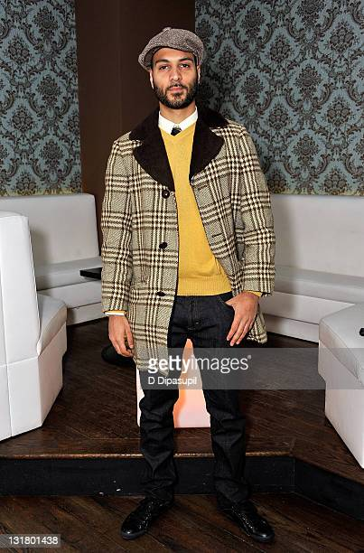 Actor/DJ Lohrasp Kansara attends the 'Blue Bloods' screening party at Chelsea Manor on February 2 2011 in New York City