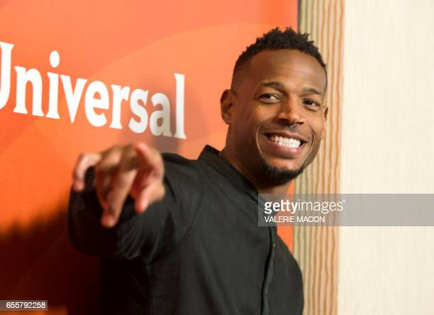 Actor/executive producer Marlon Wayans of 'Marlon' arrives at the NBC Universal Summer Press Day at the Beverly Hilton on March 20 Beverly Hills...