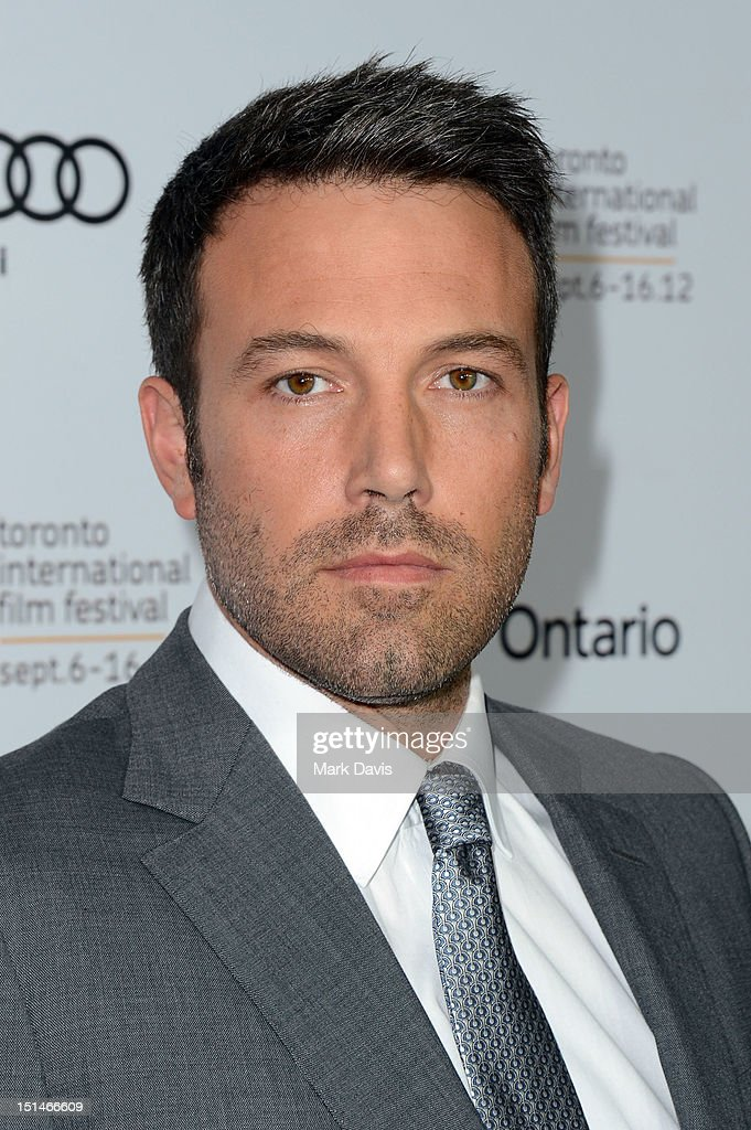 Actor/filmmaker Ben Affleck attends the 'Argo' premiere during the 2012 Toronto International Film Festival at Roy Thomson Hall on September 7, 2012 in Toronto, Canada.