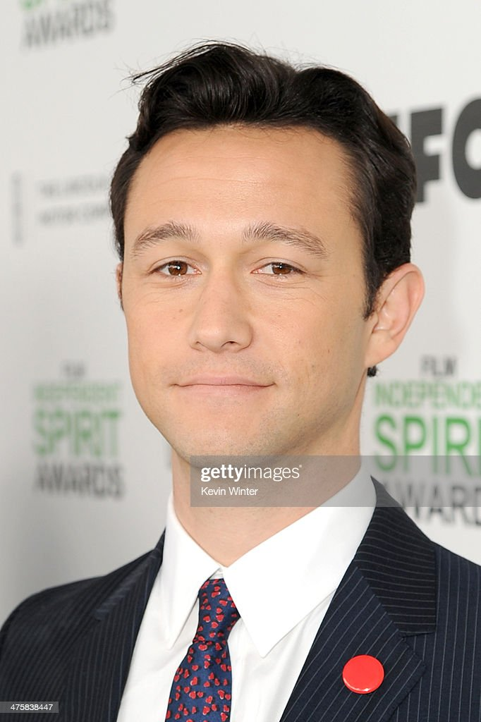 Actor/filmmaker Joseph Gordon-Levitt attends the 2014 Film Independent Spirit Awards at Santa Monica Beach on March 1, 2014 in Santa Monica, California.