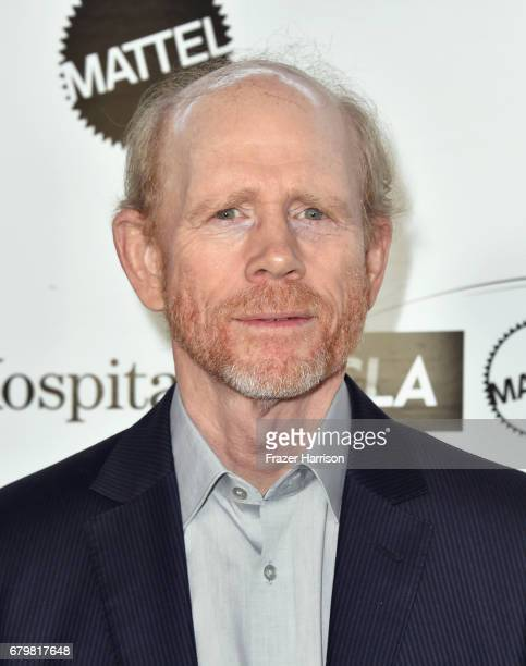 Actor/filmmaker Ron Howard arrives at the UCLA Mattel Children's Hospital presents Kaleidoscope 5 at
