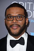 Actor/filmmaker Tyler Perry attends the 20th annual Critics' Choice Movie Awards at the Hollywood Palladium on January 15 2015 in Los Angeles...