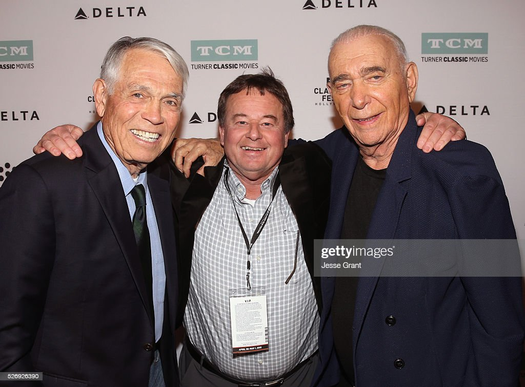 Actor/former NFL player Joe Kapp, journalist Randy Williams and producer Al Ruddy attend 'The Longest Yard' screening during day 4 of the TCM Classic Film Festival 2016 on May 1, 2016 in Los Angeles, California. 25826_009
