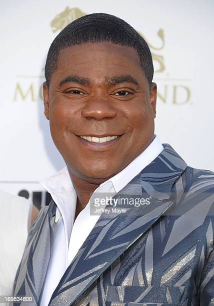 Actor/host Tracy Morgan arrives at the 2013 Billboard Music Awards at the MGM Grand Garden Arena on May 19 2013 in Las Vegas Nevada