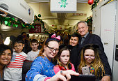Gary Sinise Foundation's Snowball Express Send-Off...