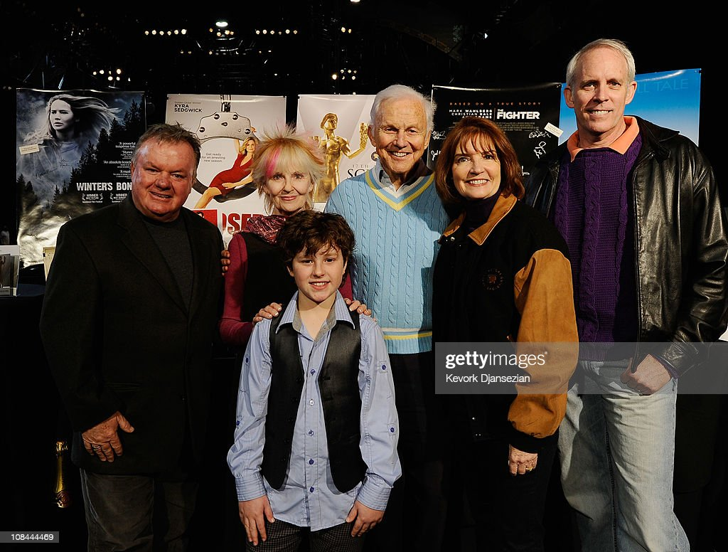 ActorJack McGee from the film 'The Fighter' Nolan Gould from television comedy series 'Modern Family' SAG committee member Shelley Fabares SAG...