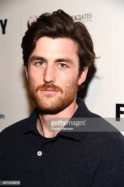 ActorJames Frecheville attenda Australians in Film present the Premiere Of 'Felony' at Harmony Gold Theatre on October 16 2014 in Los Angeles...