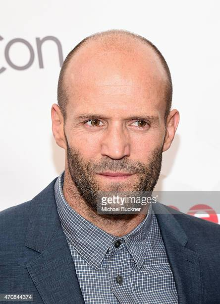 ActorJason Statham attends 20th Century Fox Invites You to a Special Presentation Highlighting Its Future Release Schedule at The Colosseum at...