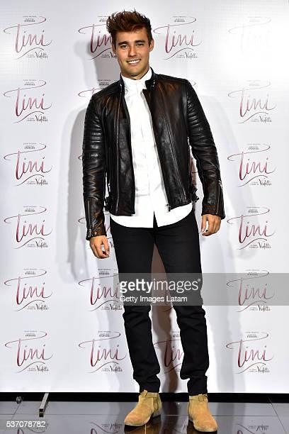 ActorJorge Blanco attends TINI El Gran Cambio de Violetta The Avant Premiere on May 31 2016 in Buenos Aires Argentina