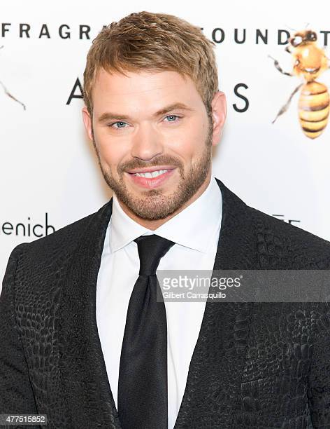 Actor/model Kellan Lutz attends 2015 Fragrance Foundation Awards at Alice Tully Hall at Lincoln Center on June 17 2015 in New York City