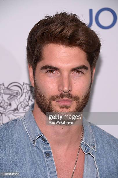 Actor/model Nick Bateman attends the Men's Fitness Game Changers Celebration at Sunset Tower Hotel on October 10 2016 in West Hollywood California