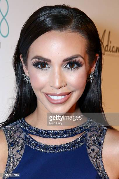 Actor/model Scheana Marie attends the 'This Is LA' Premiere Party at Yamashiro Hollywood on May 3 2017 in Los Angeles California