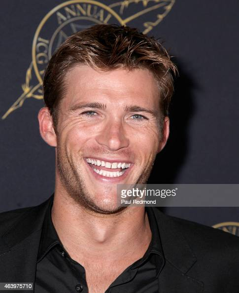Actor/model Scott Eastwood arrives at the 52nd Annual ICG Publicists Awards Luncheon at The Beverly Hilton Hotel on February 20 2015 in Beverly Hills...