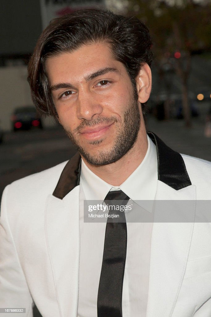 Actor/music artist Mohammad Molaei attends The Official Launch Party of Stacey Jackson's Debut Album Benefiting Breast Cancer Charities of America at Bardot on May 1, 2013 in Los Angeles, California.