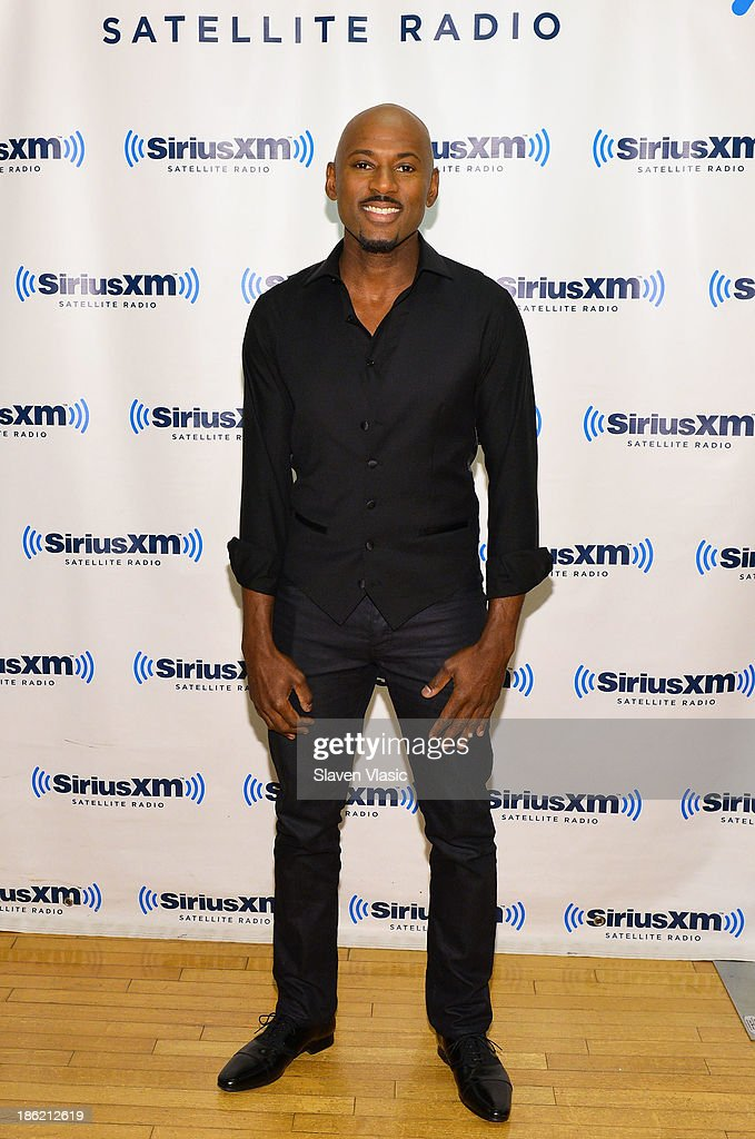 Actor/music producer <a gi-track='captionPersonalityLinkClicked' href=/galleries/search?phrase=Romany+Malco&family=editorial&specificpeople=806936 ng-click='$event.stopPropagation()'>Romany Malco</a> visits SiriusXM Studios on October 29, 2013 in New York City.