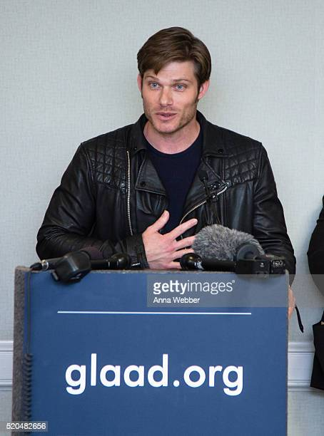Actor/Musician Chris Carmack attends Tennessee Equality Project GLAAD Call On The Country Music Industry To Speak Out On Tennessee's AntiLGBT Bills...