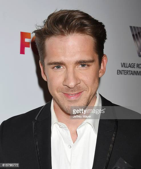 Actor/musician Hugh Sheridan attends Australians in Film's 5th annual awards gala at NeueHouse Hollywood on October 19 2016 in Hollywood California