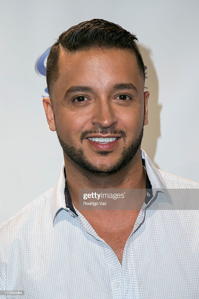 Actor/musician <a gi-track='captionPersonalityLinkClicked' href=/galleries/search?phrase=Jai+Rodriguez+-+Actor&family=editorial&specificpeople=202956 ng-click='$event.stopPropagation()'>Jai Rodriguez</a> arrives at Logo's 'Hot 100' Party at Drai's Lounge in W Hollywood on June 25, 2013 in Hollywood, California.