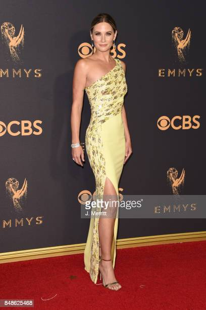 Actor/musician Jennifer Nettles attends the 69th Annual Primetime Emmy Awards at Microsoft Theater on September 17 2017 in Los Angeles California